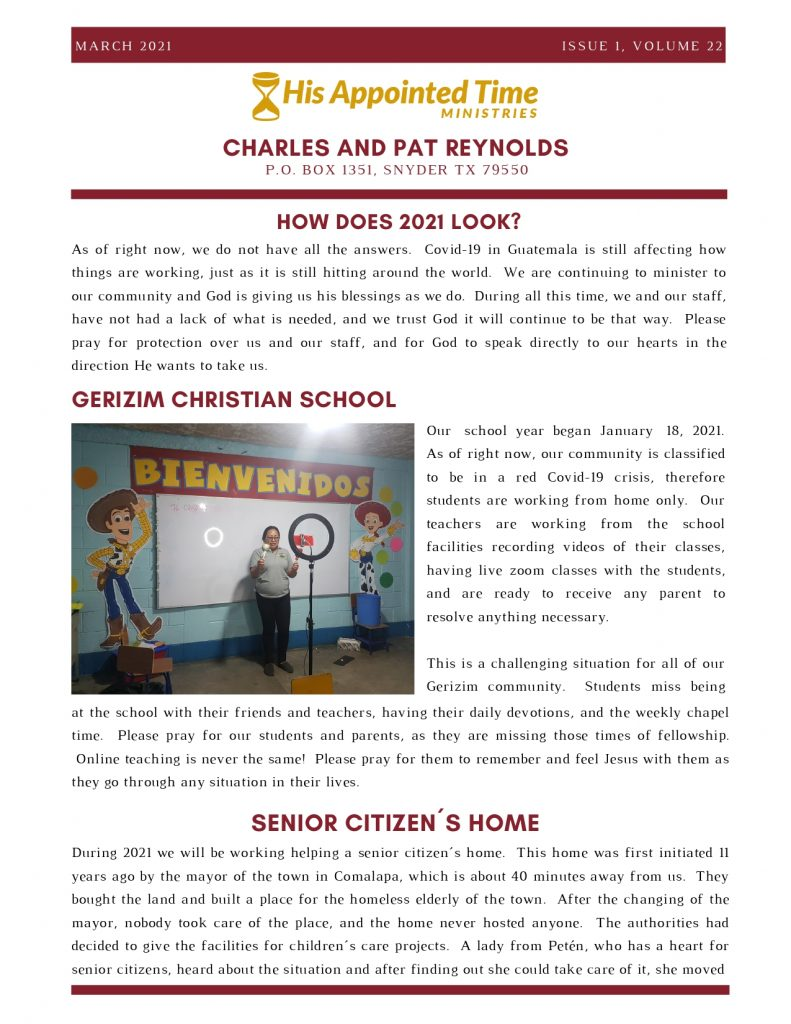 Newsletter, March 2021_page-0001